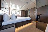 Balance yacht stateroom