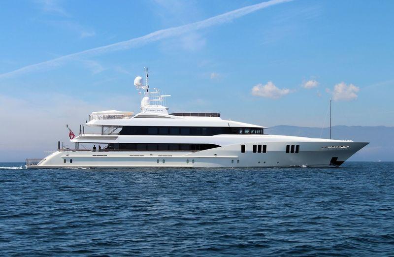 CARPE DIEM yacht Trinity