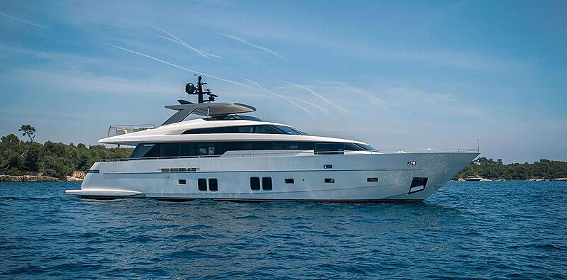 SABBATICAL yacht Sanlorenzo