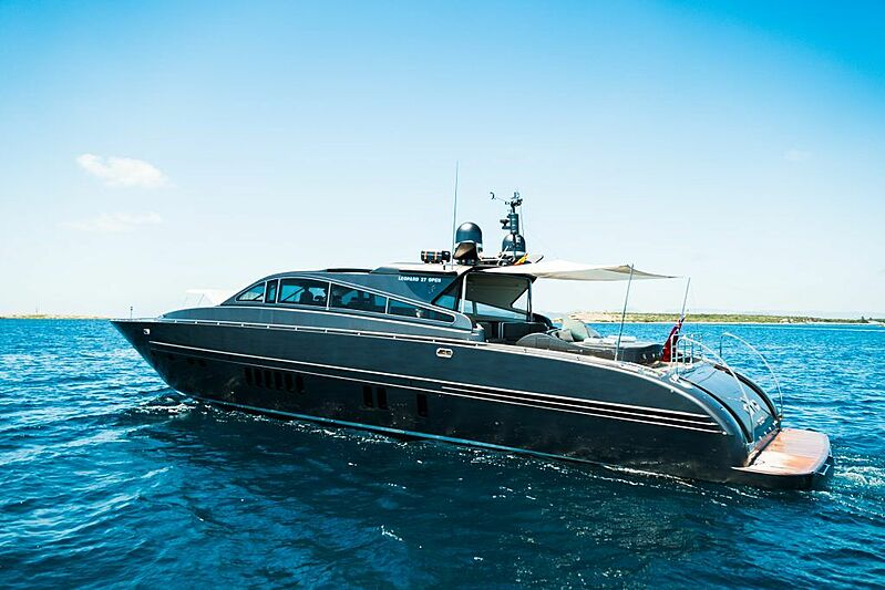 AYA yacht Leopard