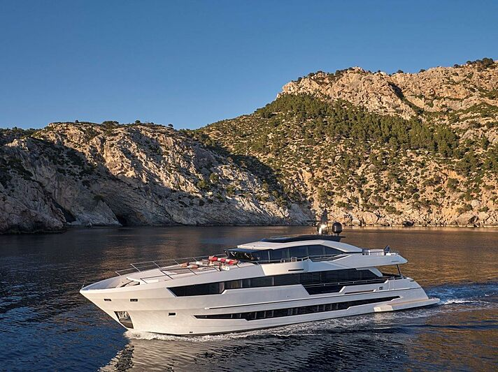 KALIK yacht Astondoa