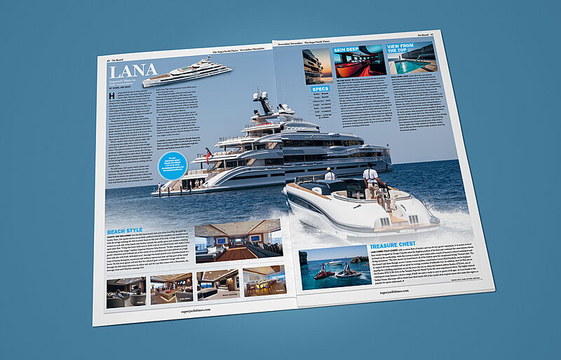 The SuperYacht Times Newspaper Issue 35