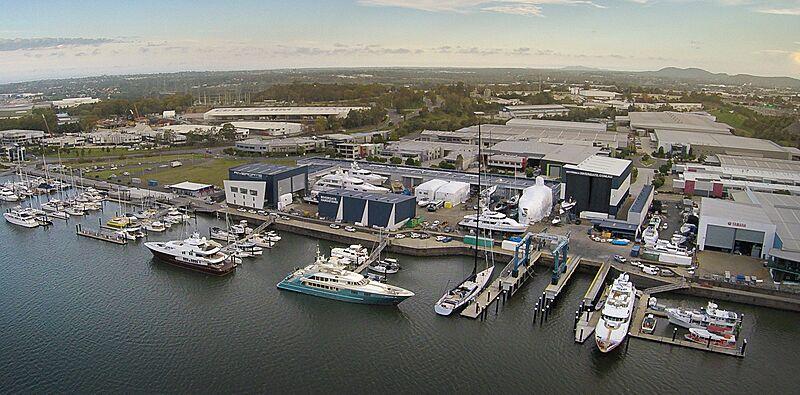 Rivergate Marina & Shipyard expansion plans renders