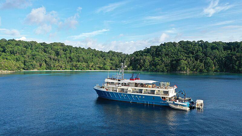 KUDANIL EXPLORER yacht Teraoka Shipyard CO., LTD.