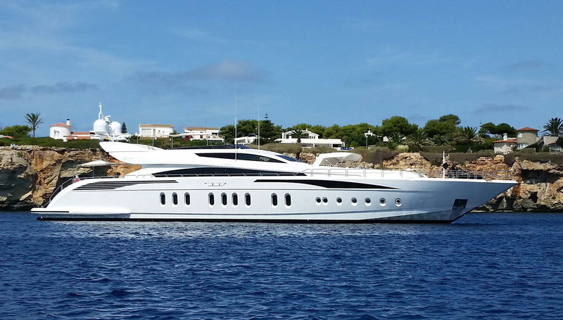 TUTTO LE MARRANE yacht Leopard