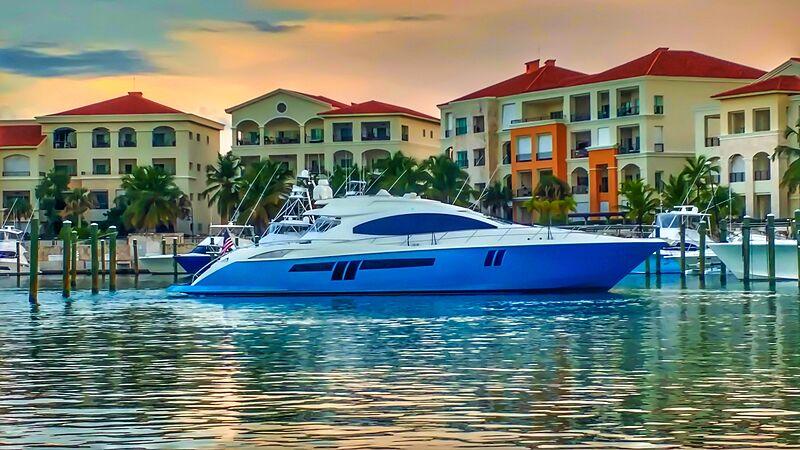 LATITUDE yacht Lazzara