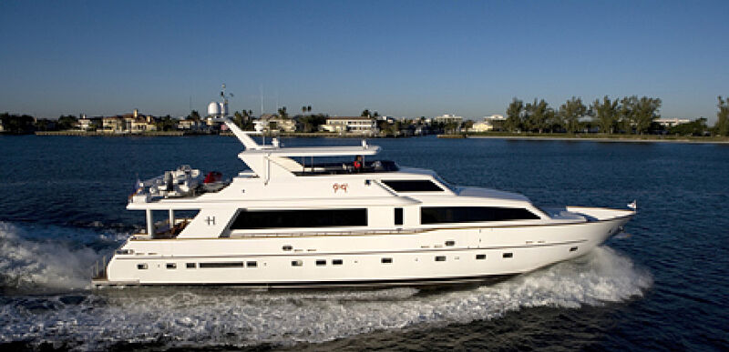 NEXT CHAPTER yacht Hargrave