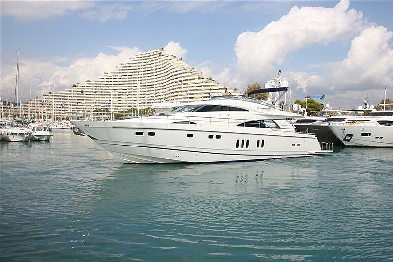 DOUBLE O SEVEN yacht Fairline Boats Ltd