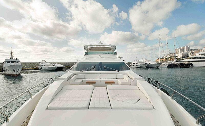 Koukles yacht deck