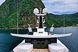 Artefact yacht mast & domes