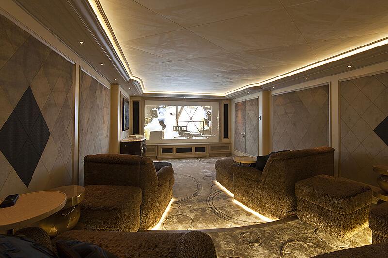 Ace yacht cinema