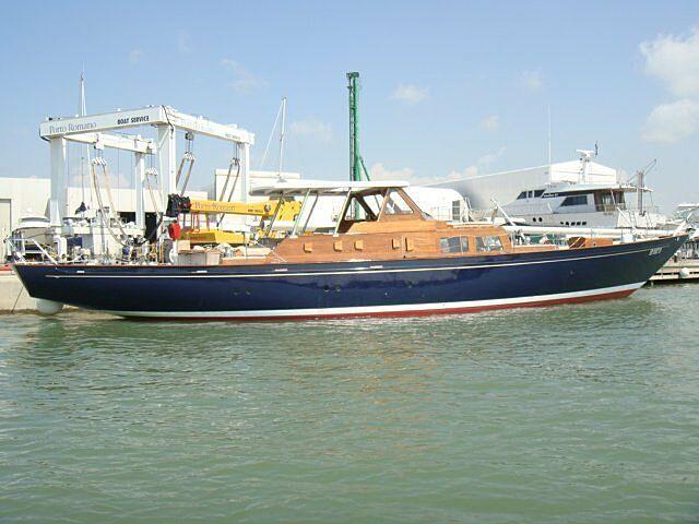 KERILOS yacht Cantieri di Pisa