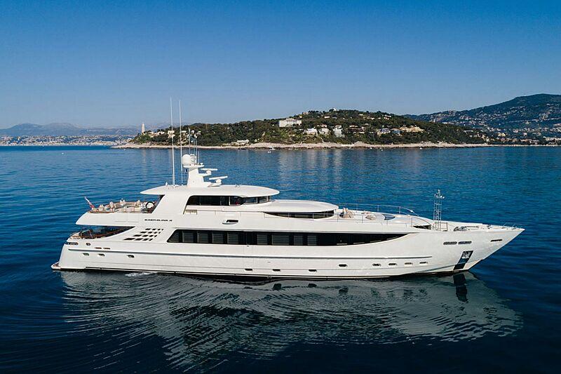 BASMALINA II yacht ICON