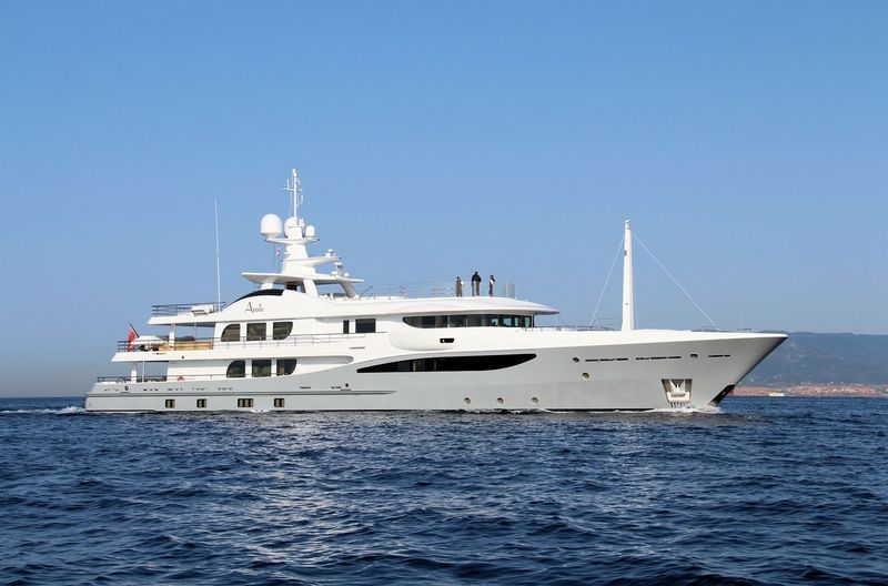 APOLLO yacht Amels