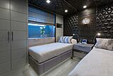 Edesia yacht stateroom