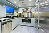 Edesia yacht galley