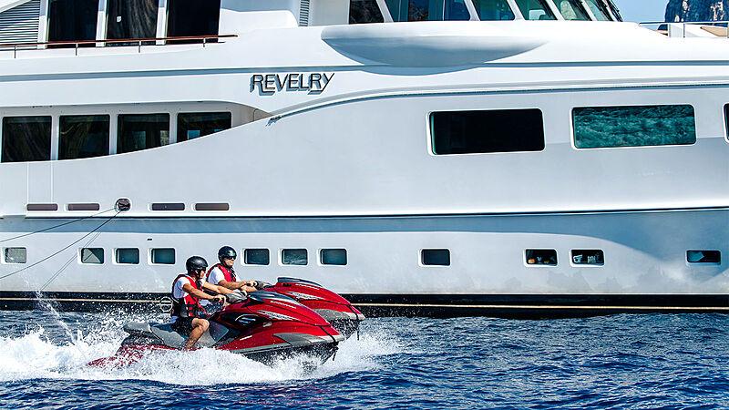 Revelry yacht toys