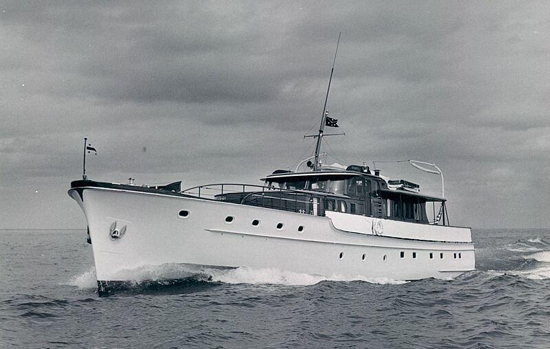 ANAHITA V yacht Feadship