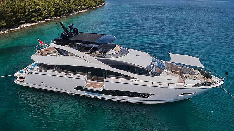 ESCAPE 42 yacht Sunseeker