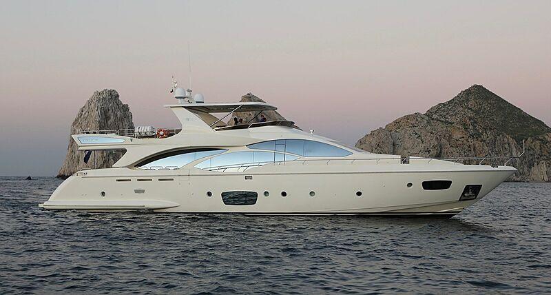 ANDREIKA yacht Azimut