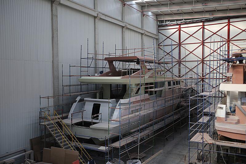 Bering B92 in-build