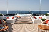 White Yacht Motor yacht