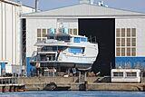 M55 Yacht Yildiz Shipyard