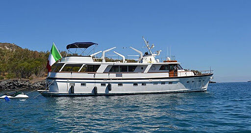 PRINCI yacht Burger Boat Company