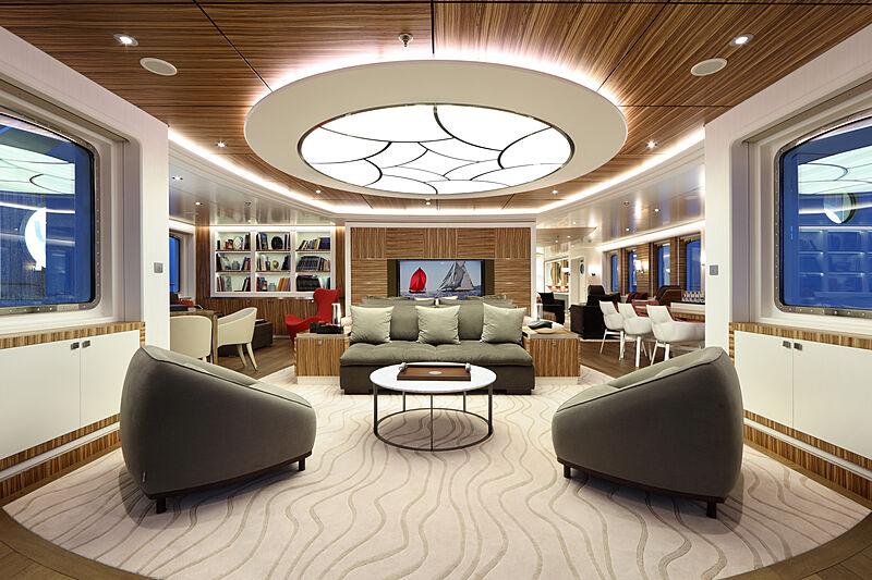 Salon de yacht Yersin