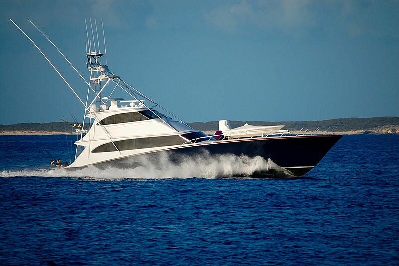 PATSEA VII yacht Jim Smith Boats