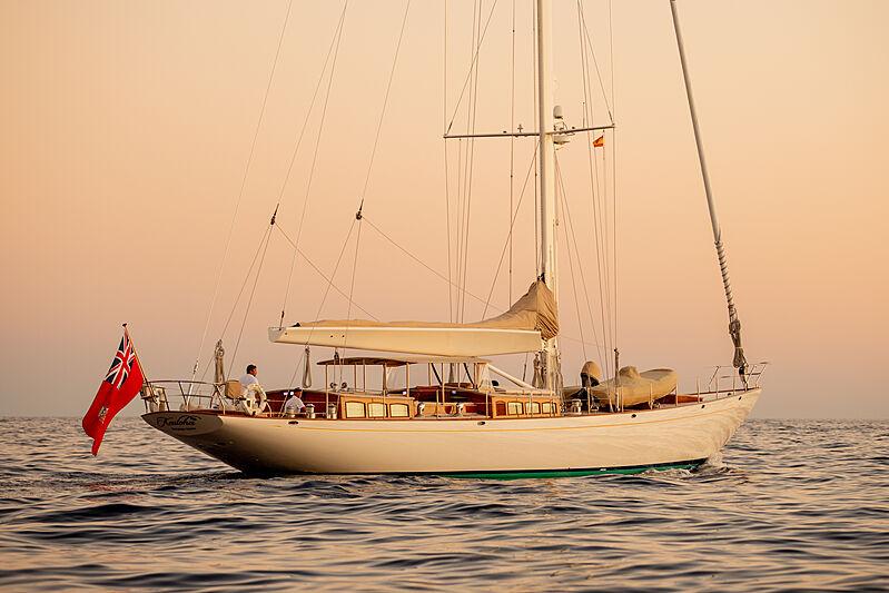 Kealoha yacht cruising