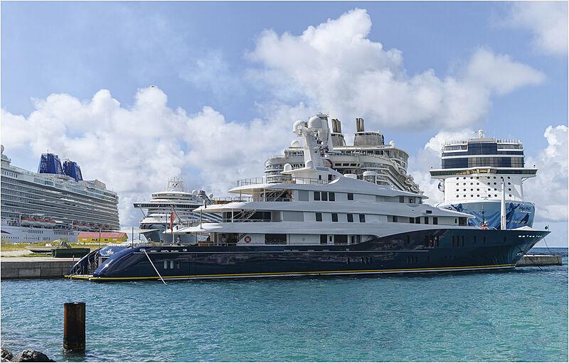 C2 yacht by Abeking & Rasmussen in Sint Maarten