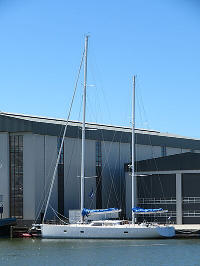 ILTCHI yacht Aluboot