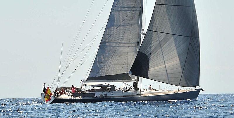 MARARAFARE V yacht MAG France