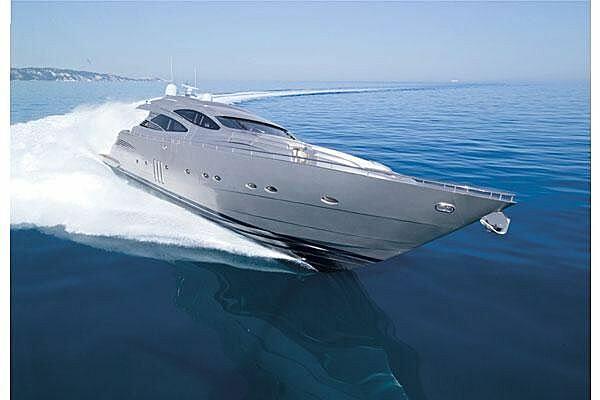 FRAILECH yacht Pershing