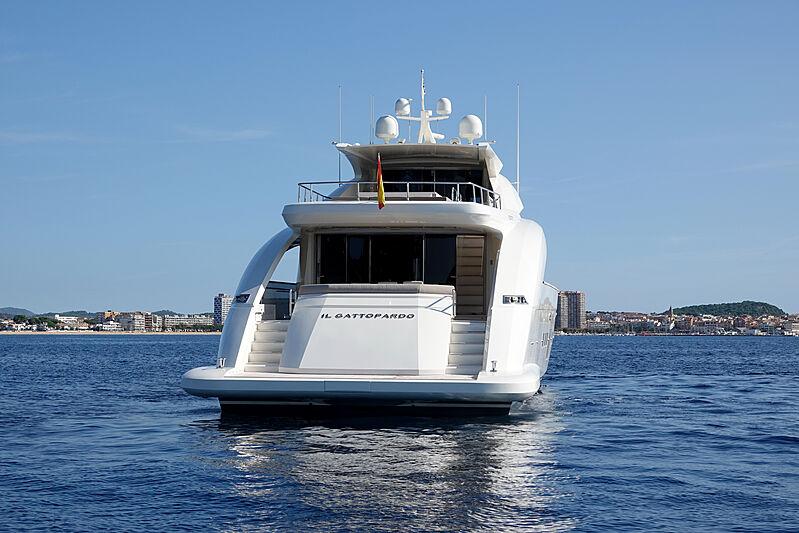 Il Gattopardo yacht exterior