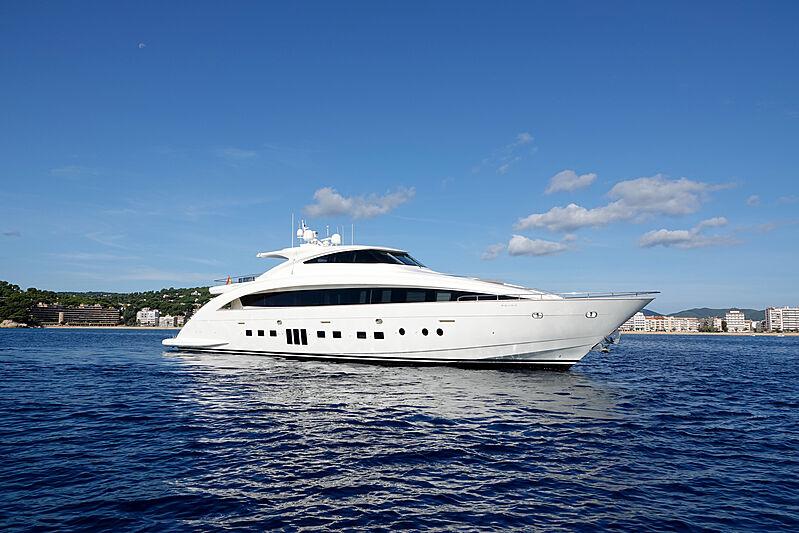 IL GATTOPARDO yacht Permare