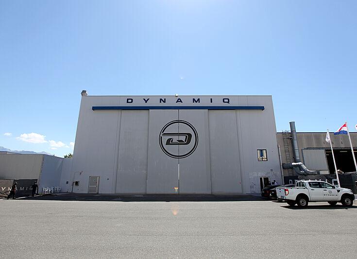Dynamiq Yachts shipyard
