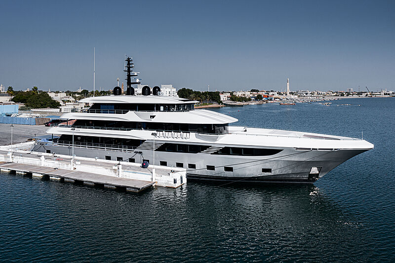 Majesty 175/001yacht launch in Umm Al Quwain