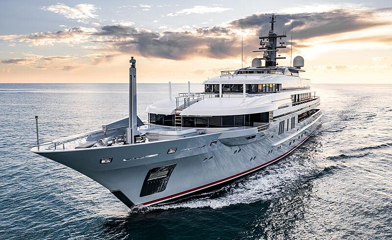 ATOMIC yacht VSY