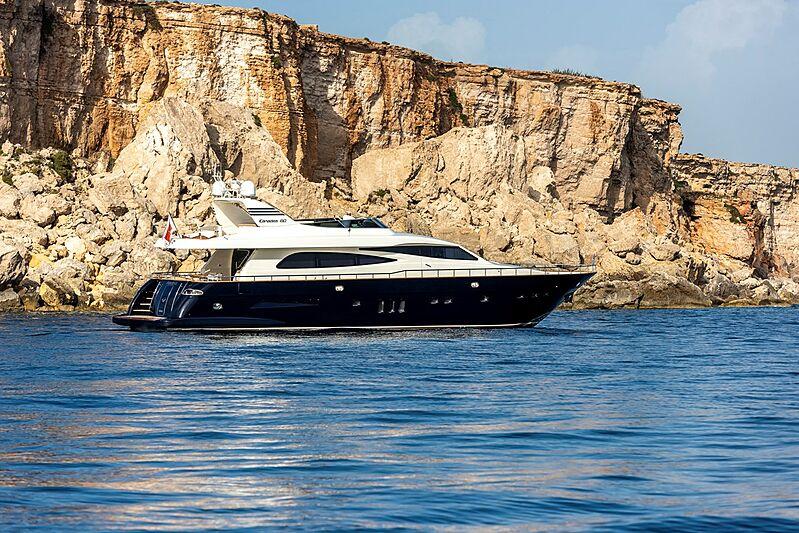 CASSANDRA yacht Canados