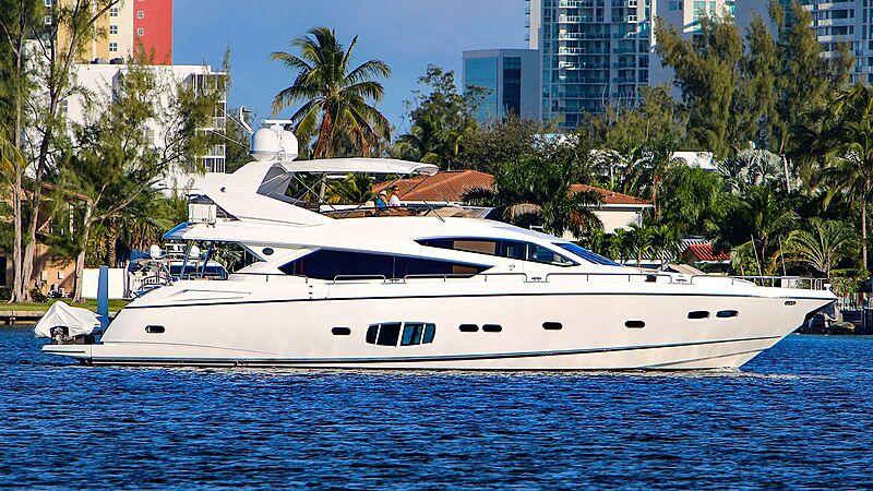 MORNING STAR yacht Sunseeker