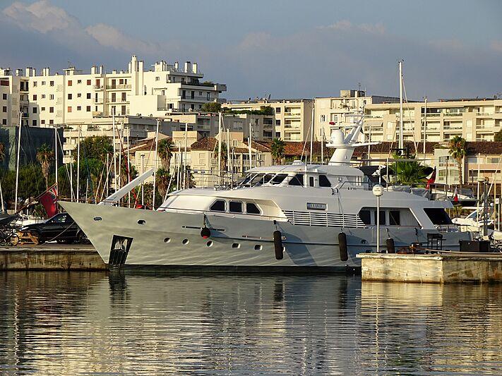 HELIAD III yacht Unknown