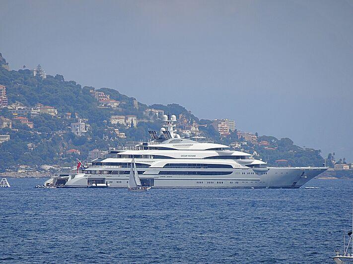 Ocean Victory yacht in Beaulieu-sur-Mer