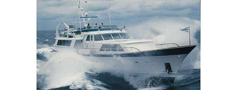 BRAVEHEART  yacht Burger Boat Company
