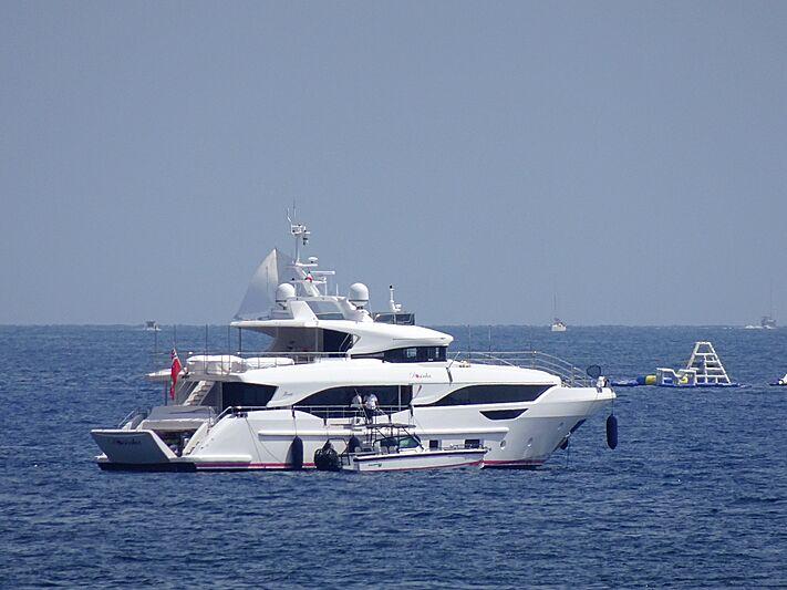 ROSINHA yacht Benetti