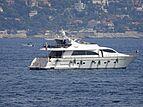 Serendipity Blue Yacht 83 GT