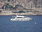 Serendipity Blue Yacht Italy