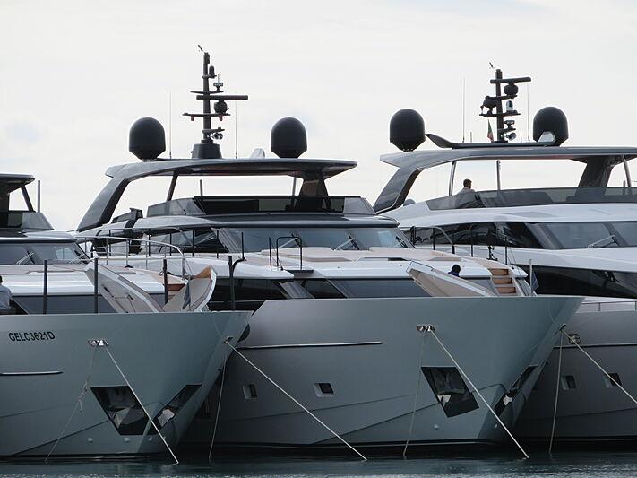 AMOUAJE yacht Sanlorenzo