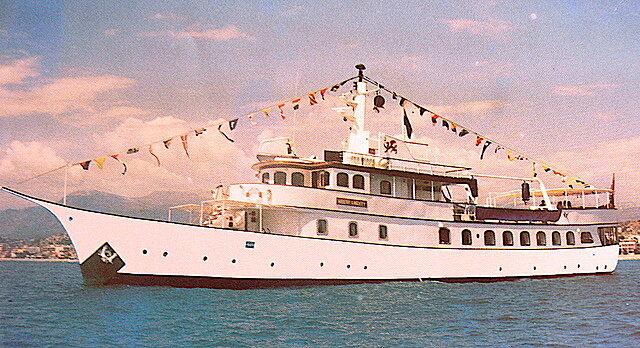 Welsh Liberty yacht profile